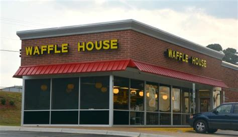 new waffle house tore down the old checkers and built a new waffle house picture of waffle house