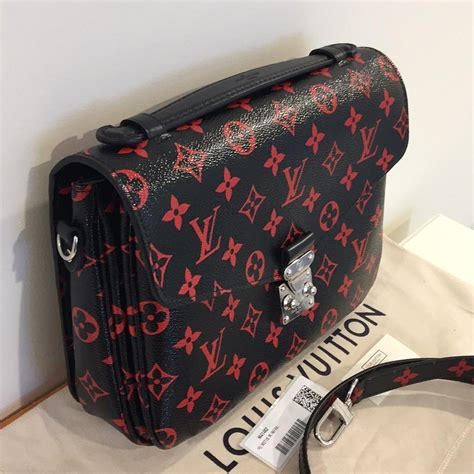 Lv Metis 2tones Limited Edition With louis vuitton canvas pochette metis cross bag tradesy