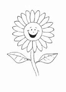 sunflower coloring page sunflower coloring sheet printable free for all