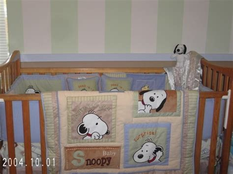 108 Best Images About Baby Room Decor On Pinterest Baby Snoopy Crib Bedding