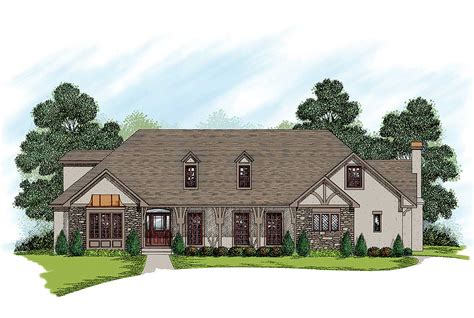 traditional 2 story house plans two story traditional home plan 20027ga architectural