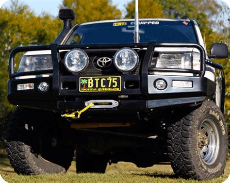 Tjm Bullbar T13 Outback All New Triton tjm steel bull bar t13offroad land