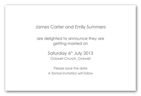 save the date wedding wording exles wedding invitation wording save the date wording exles
