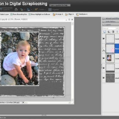 tutorial scrapbooking digital español 17 best images about digital scrapbooking on pinterest