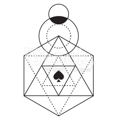 geometric pattern meanings best 25 geometric triangle tattoo ideas on pinterest