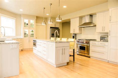 ikea kitchen white cabinets ikea ramsjo white cabinets wolf range contemporary