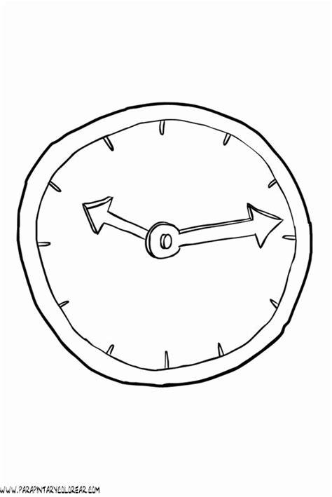 imagenes para colorear reloj gallery reloj digital para colorear