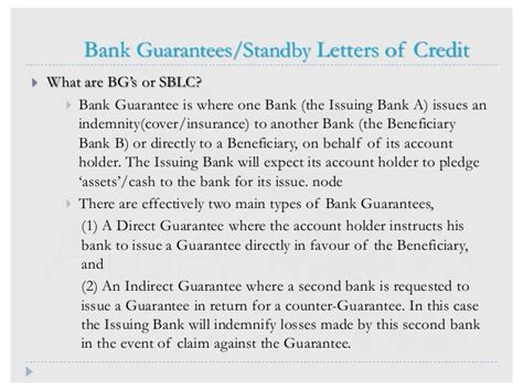 Mt760 Guarantee Standby Letter Of Credit albatross fund sblc presentation