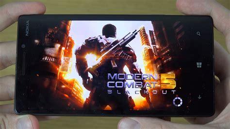 modern combat 5 nokia lumia 930 windows phone 8 1 4k