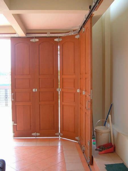 pintu lipat partisi sliding geser penyekat ruangan pintu garasi menggunakan pintu partisi sesuai dengan fungsinya