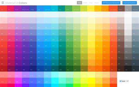 material color best color tools and articles for designers 187 css author