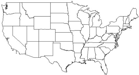 usa map black and white pdf us map outline color www proteckmachinery