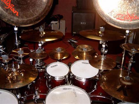 Cymbal Nebulae 18 brand new cymbal set up a custom inside