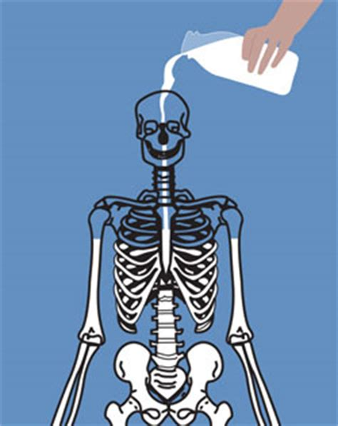 Milk May Not Give You Strong Bones by Calcium And Bones Causes Symptoms Treatment Calcium And