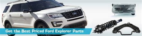 Ford Replacement Parts by Ford Explorer Parts Partsgeek