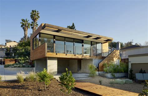 Outdoor Living Space Plans impressive morris house in highland park los angeles