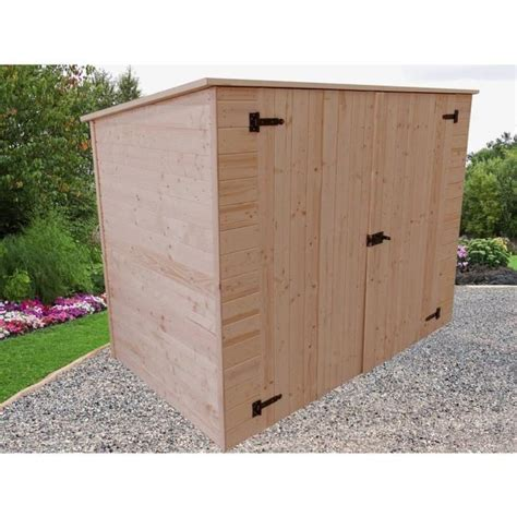 abri de jardin pour velo abri en bois achat vente abri en bois pas cher cdiscount