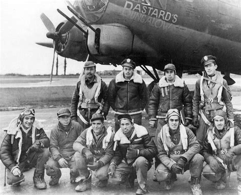 Crew Bomber by Shirt Tucked In Wwii Bomber Crews