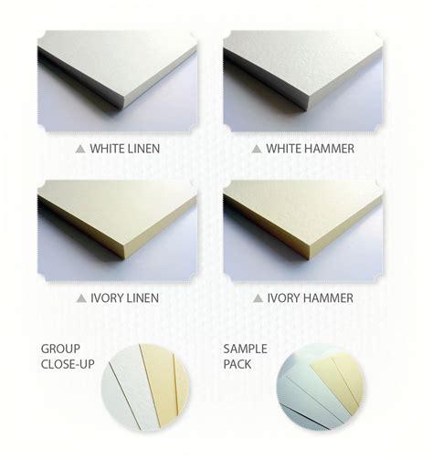 Craft Paper Card Stock - a5 sheets textured hammer linen craft card paper stock