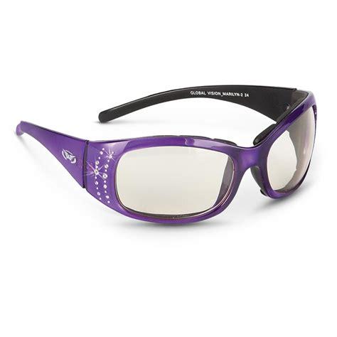 s global vision 174 photochromatic sunglasses