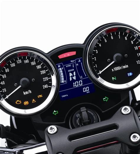 Led Tachometer Zr z900rs my 2018 kawasaki deutschland