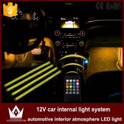 Foot Lighting For Car Aliexpress Buy Cheetah Car Auto Interior Atmosphere