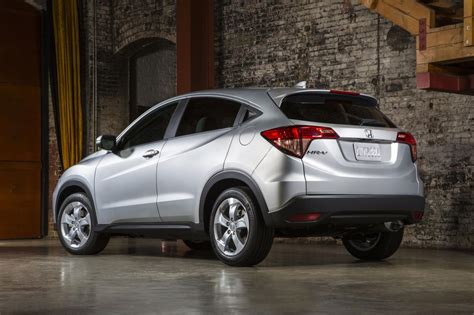 honda prices 2016 hr v from 19 115 on sale this month