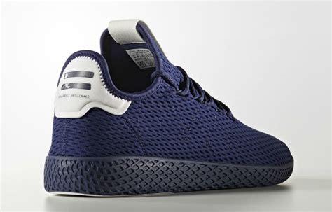 adidas tennis hu pharrell x adidas tennis hu red navy release date sole