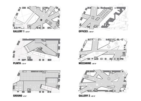 whitney museum floor plan new whitney museum in nyc axis mundi evolo