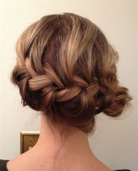Wedding Hairstyles Braids Low Bun by 10 Side Bun Tutorials Low And Braids Updos