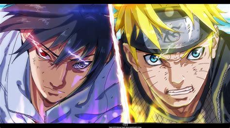 naruto battle link and cloud vs naruto and sasuke battles comic vine