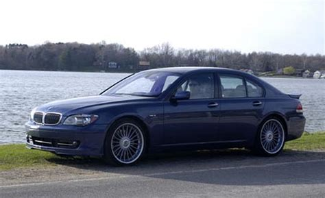 2007 Bmw B7 Alpina by 2007 Alpina B7 Photos Informations Articles Bestcarmag