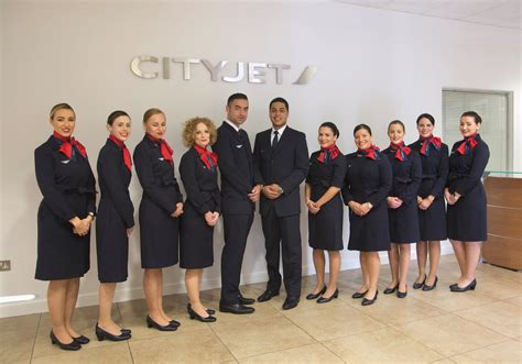 Cabin Crew by 187 Rebranding At Cityjet Completes A Range Of Changes At