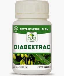 Diabextrac Hpai Untuk Kencing Manis Diabetes jual diabextrac hpai murah surabaya herbal diabetes