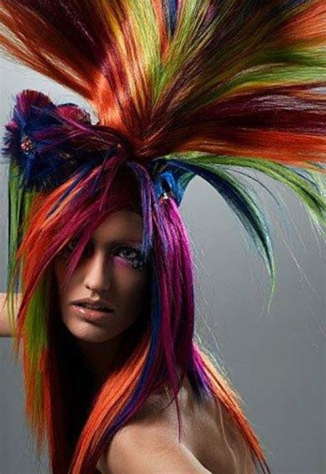 rooster tail hairstyle rooster tail hair hairstyle gallery