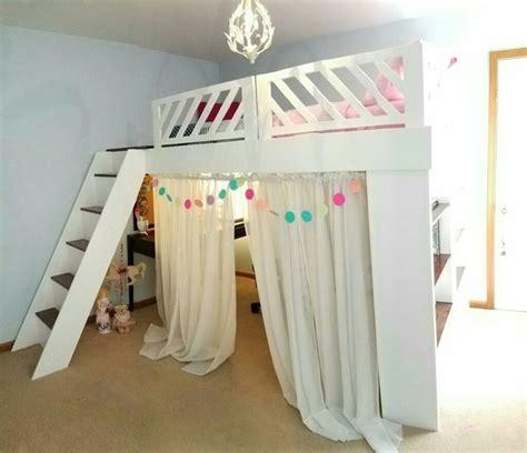 little girl loft bed best 25 girl loft beds ideas on pinterest cool kids