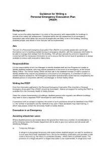 written plan template best photos of templates for writing disaster plans