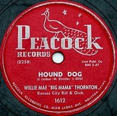 big thornton hound hound song
