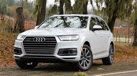How To Drive Audi by First Drive 2017 Audi Q7
