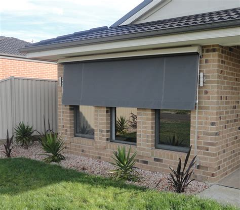 ideal awnings and blinds fixed guide awnings c e bartlett manufacturing