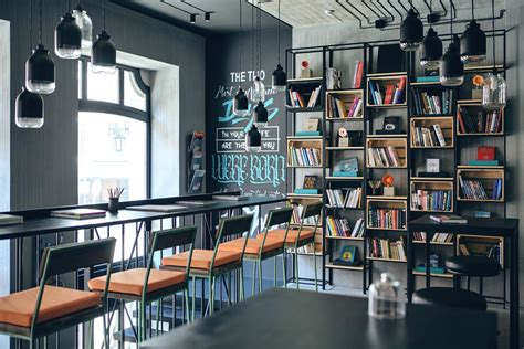 botan nerd library  sergey makhno architects design