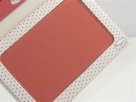 The Balm Instain Swiss Dot Blush the balm instain sneak peek musings of a muse