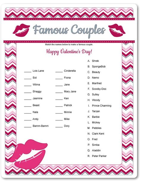 printable games for married couples 17 best images about shower games on pinterest printable