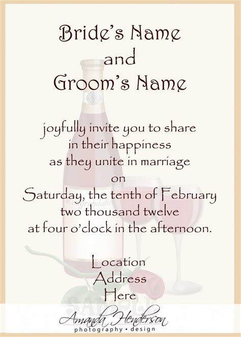 template in afrikaans informal wedding invitation wording afrikaans wedding