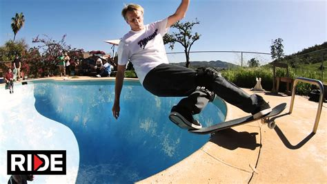 tony hawk backyard tony hawk and lance mountain backyard pool session doovi