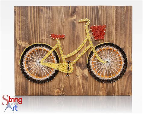 String Kits For Adults - string diy kit string bicycle bike decor crafts