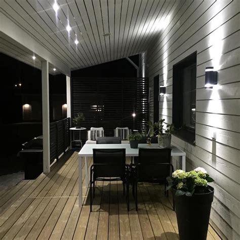 Eclairage Pour Terrasse En Bois Exterieur by 1001 Id 233 Es 201 Clairage Terrasse 60 Id 233 Es Et Conseils