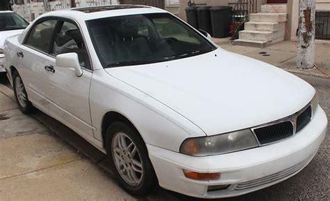 airbag deployment 2001 mitsubishi diamante transmission control buy used 2001 mitsubishi diamante ls sedan 4 door 3 5l in philadelphia pennsylvania united states