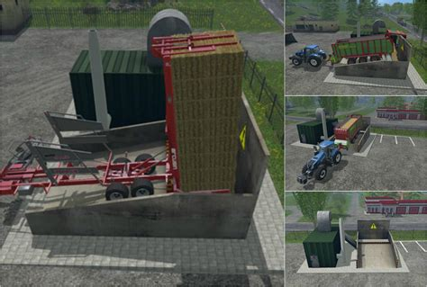 straw power plant v1 for fs 15 mod