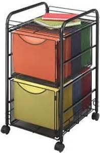Under Desk Rolling Cart Rolling File Storage Mobile File Storage Mesh File Carts